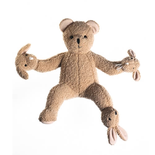 Teddy Bear Band (Moulin Roty) - Catalogue Good Goods (La Redoute) - Good Goods