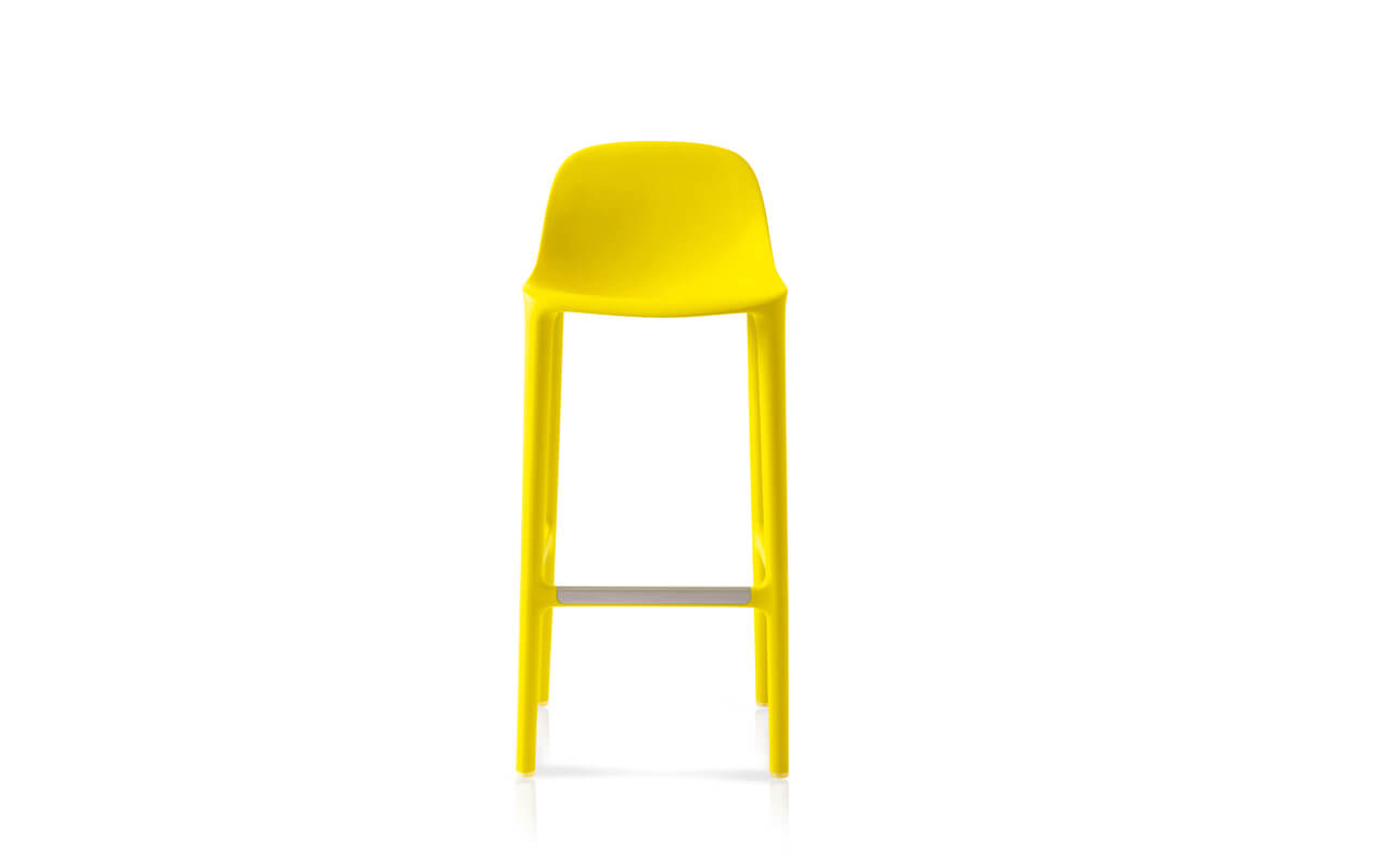 Broom, tabouret de bar (Emeco)
