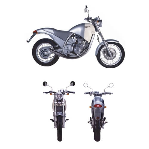 6,5 moto (Aprilia) - Catalogue Good Goods (La Redoute)