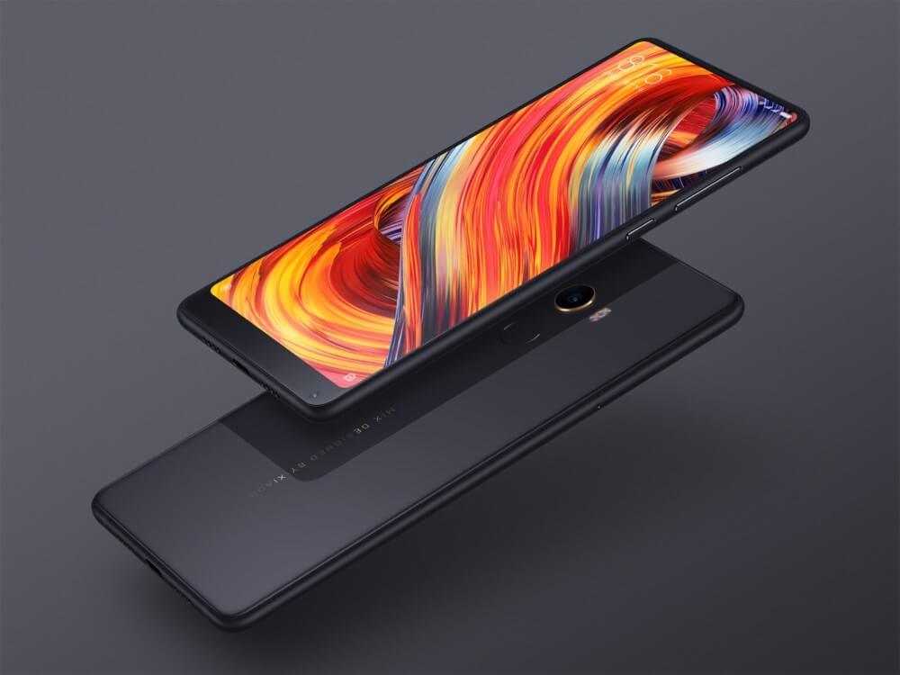 MI MIX 2 BY STARCK