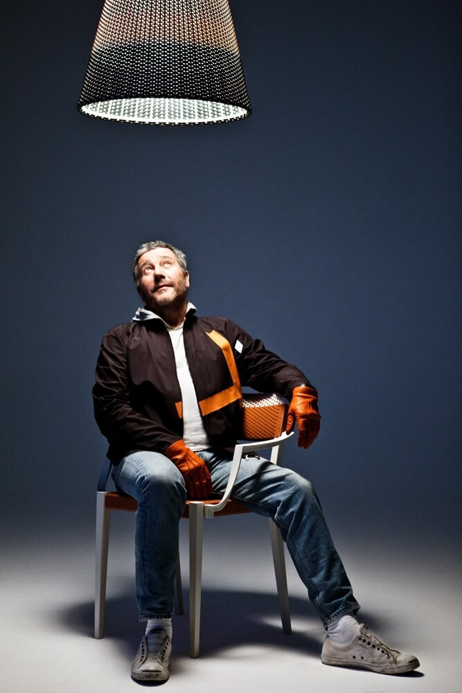 2010 Philippe Starck avec Play With Dedon ©Rainer Hosch -
