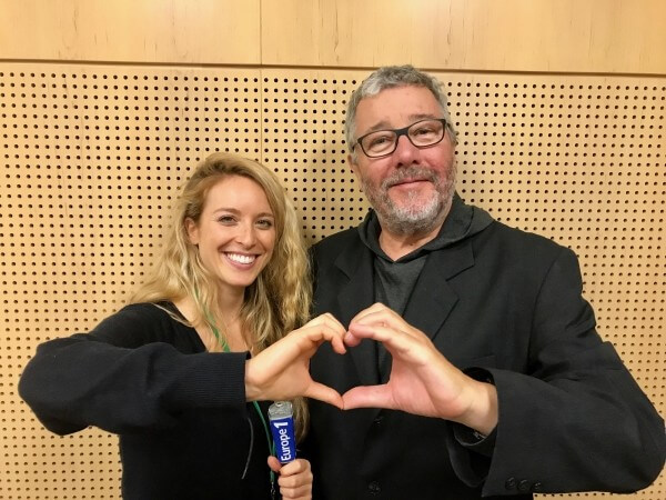 Philippe Starck, designer engagé - Circuits Courts sur Europe 1 -