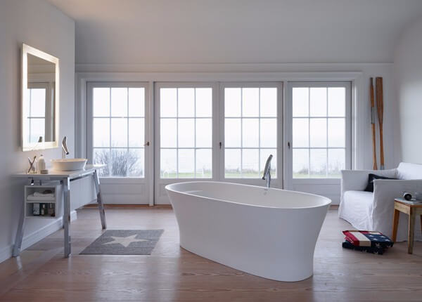 Lancement Collection Duravit Cape Cod By Starck -