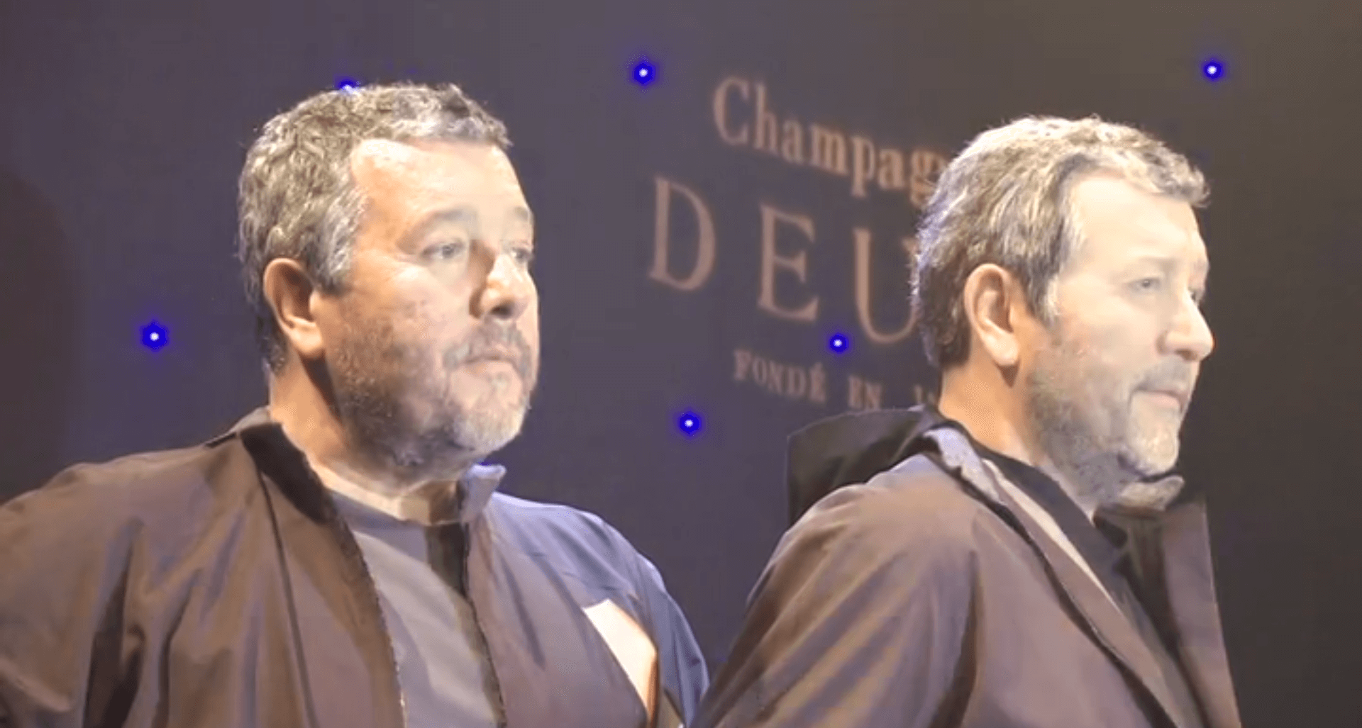 Philippe Starck au Musée Grevin -