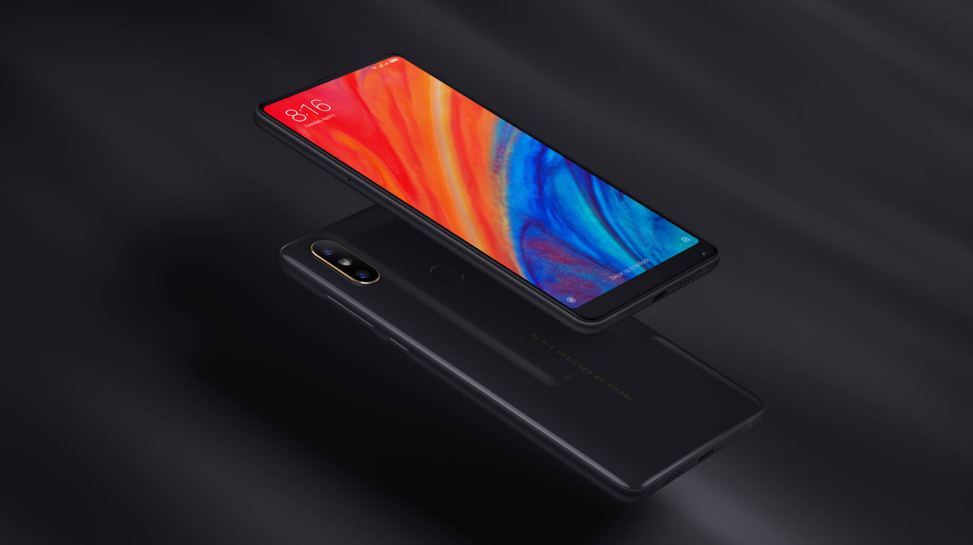 XIAOMI MI MIX 2s By STARCK - High-Tech