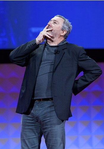 Philippe Starck, speaker au World Business Forum de New York -