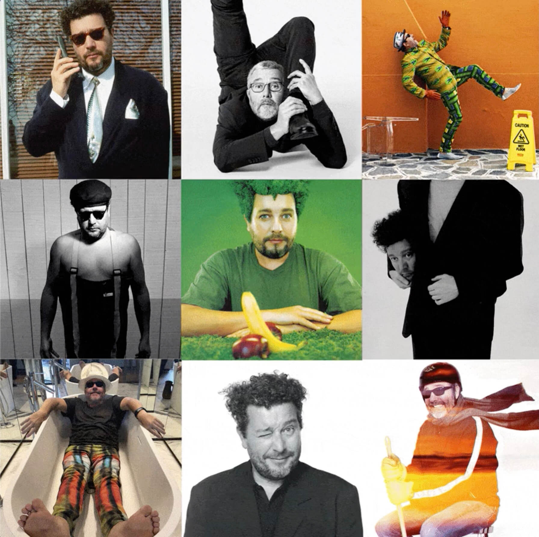 INTERVIEW : Philippe Starck parle d'humour -