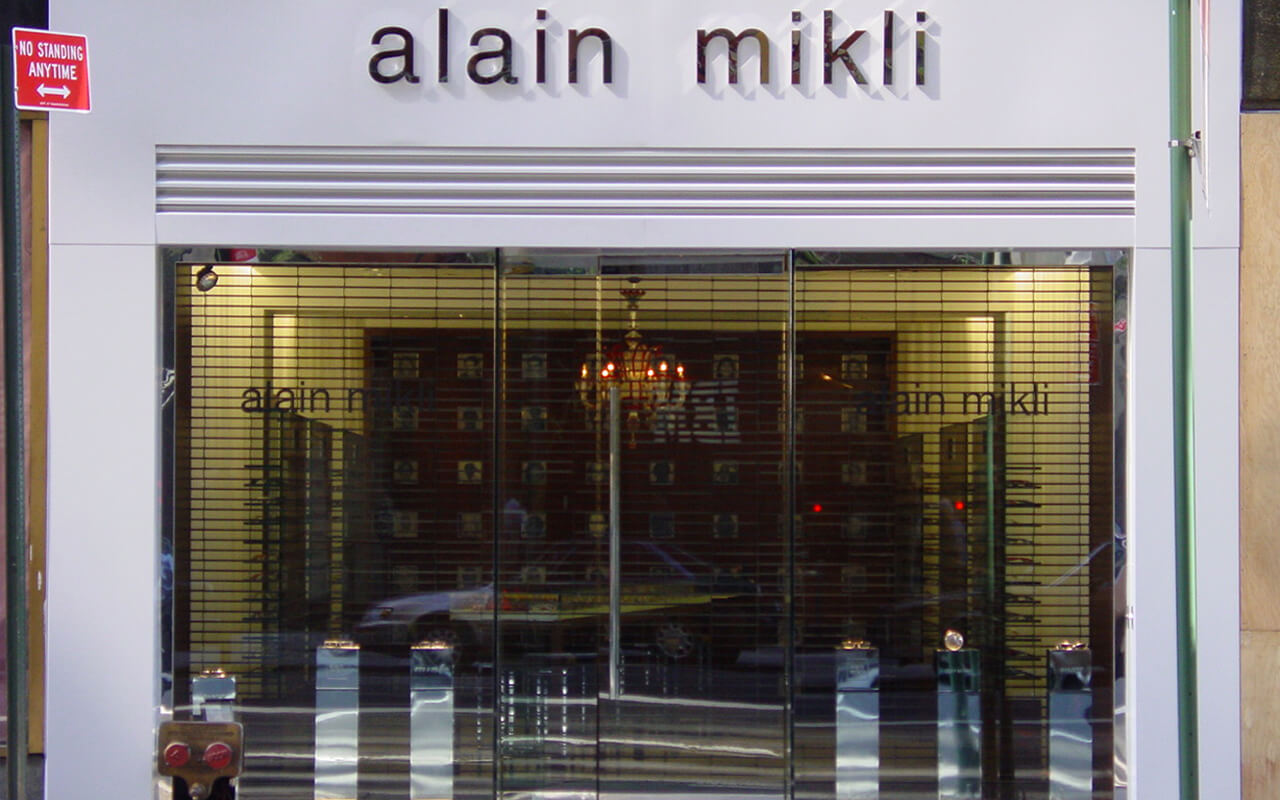 Boutique Alain mikli, New York 57
