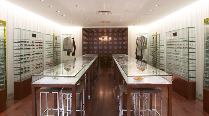 Boutique Alain Mikli, New York 76