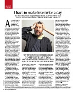 A day in life of Philippe Starck